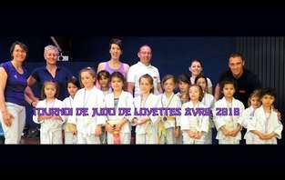 Tournoi interclubs de Loyettes Avril 2018